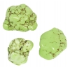 Turquonite Stabilized 15-35mm Lime Nugget Various Sizes